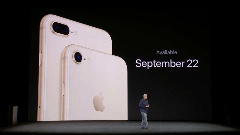 Iphone 8 launch day