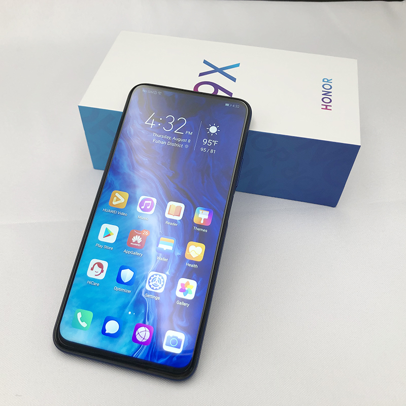 Honor 9X unboxing