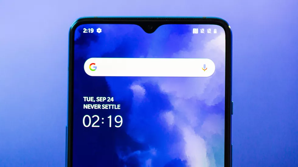 OnePlus 7T has notch