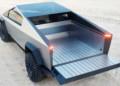 Tesla Cybertruck wireless charging