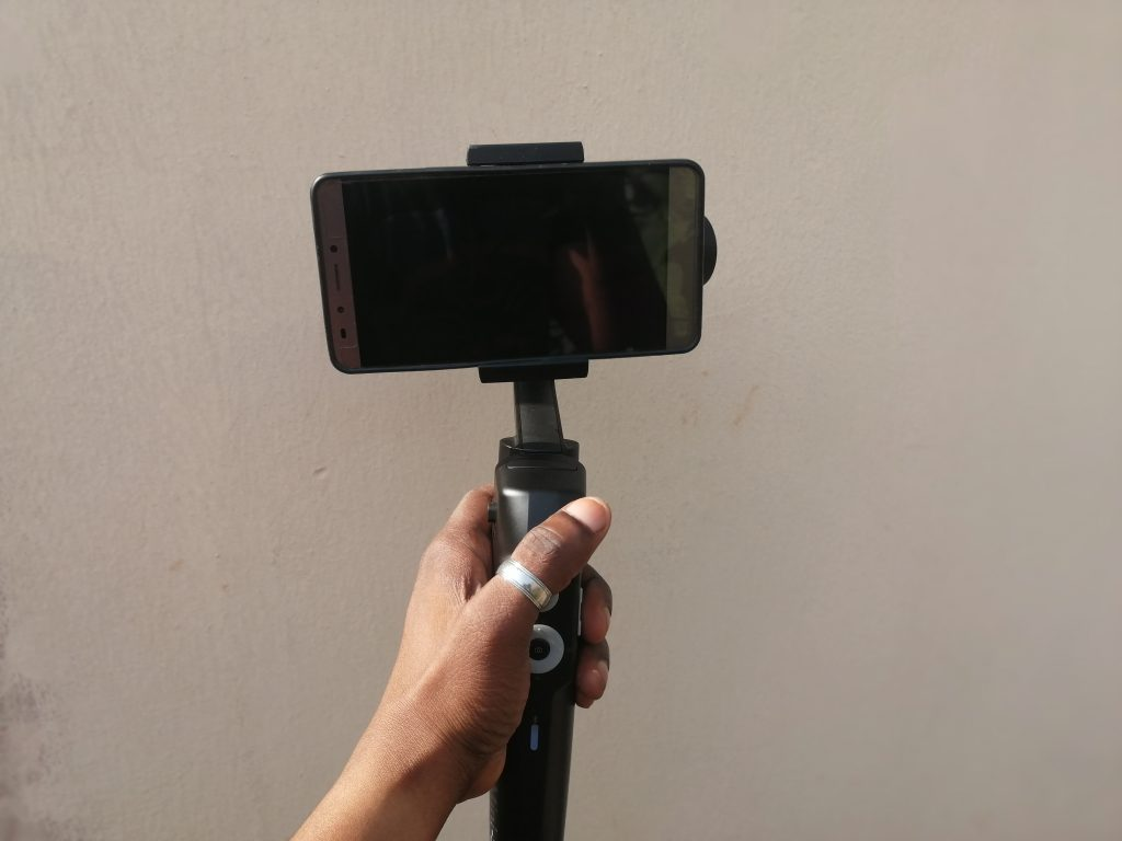Moza Mini-S Essential foldable Gimbal review
