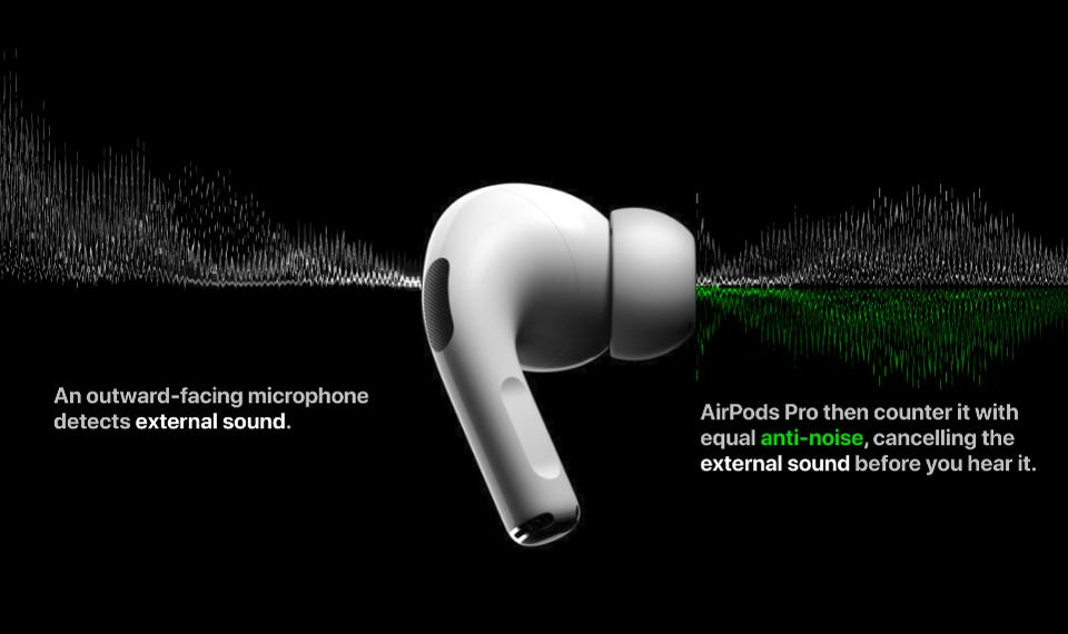 AirPods Pro audio quality