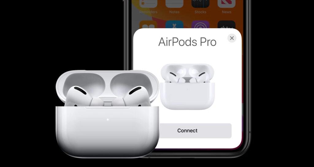 AirPods Pro clone TOSi1 i500 Pro