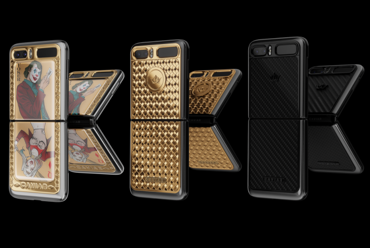 More Caviar casing for Galaxy Z Flip