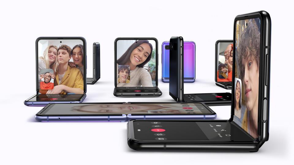 Galaxy Z Flip display specs