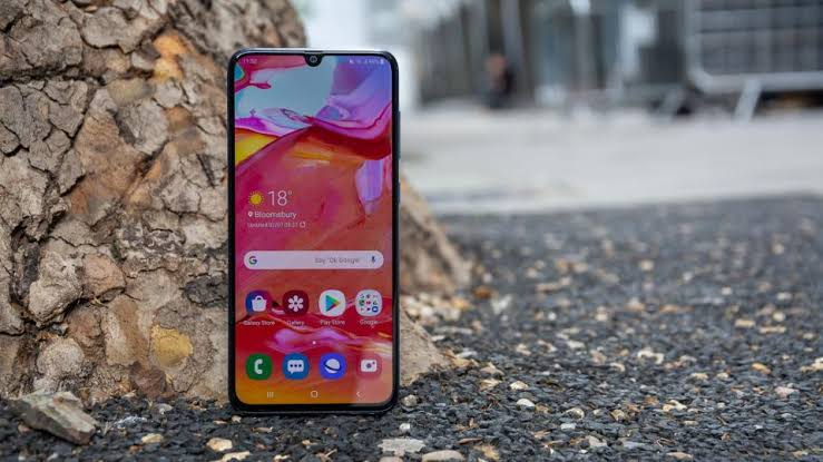 Samsung Galaxy A50s starts receiving Android 10 based OneUI 2.0 update