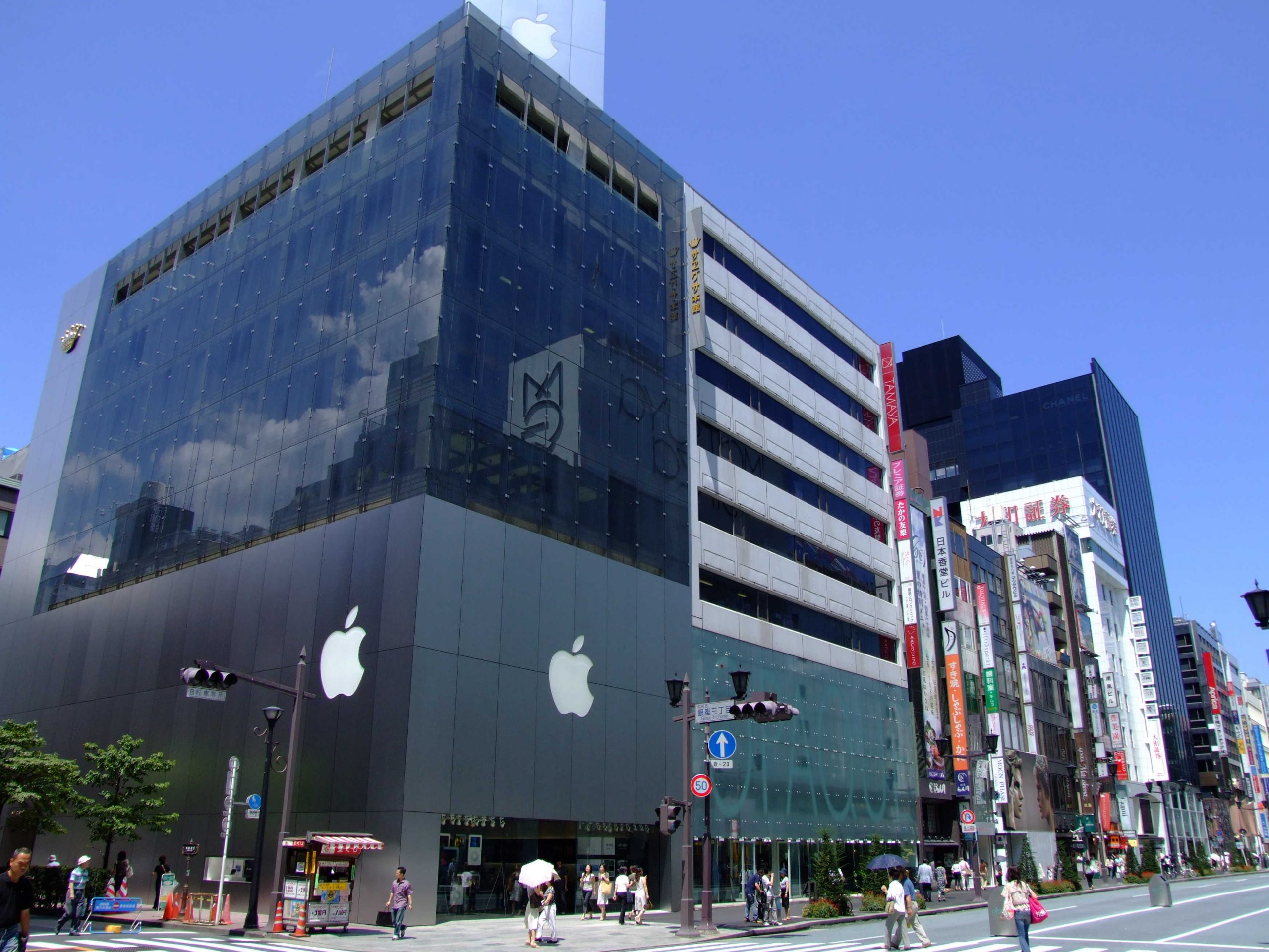 Apple to reopen some USA stores next week with health checks