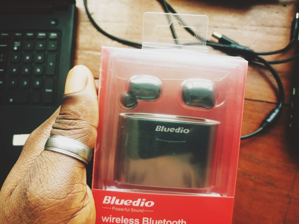 The Bluedio T-Elf 2 packaging