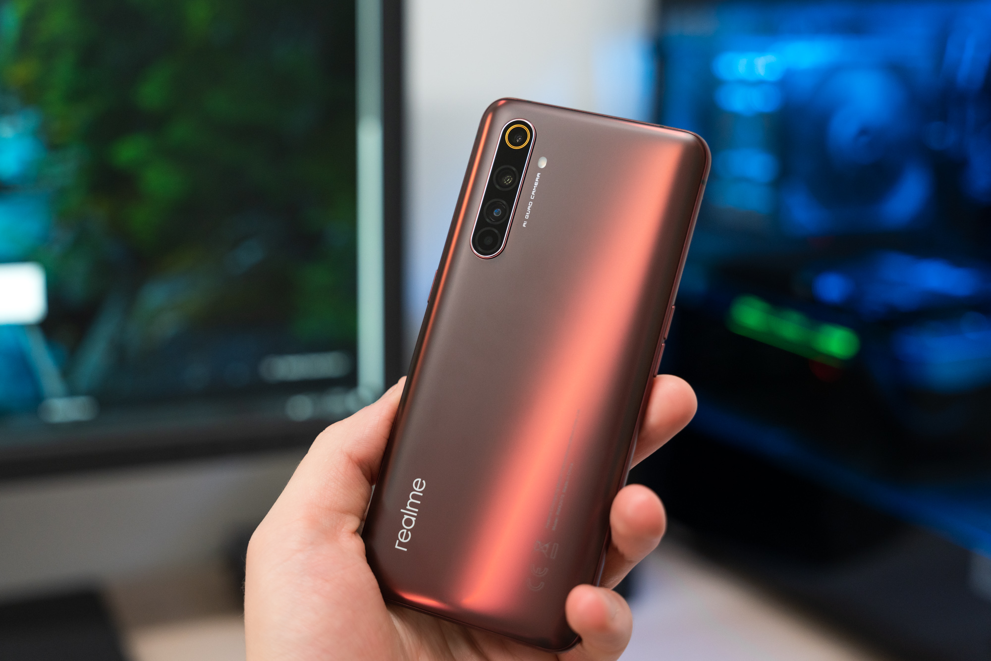 Realme X50 Pro vs Huawei Mate 40 Pro