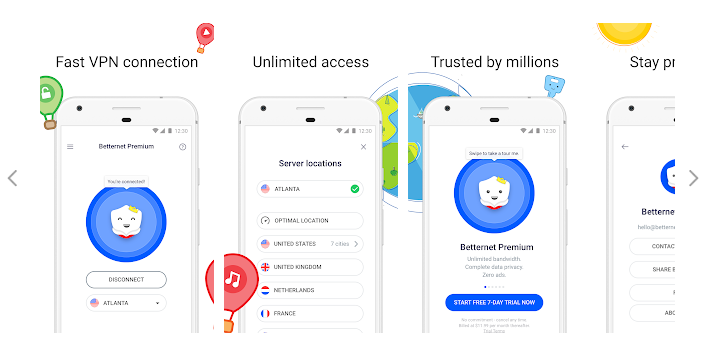 Best Free VPN for Android 2020