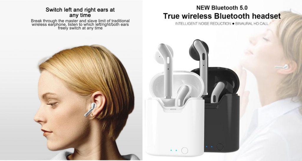 H17T Mini TWS Earbuds