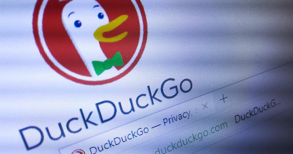 DuckDuckGo blocked in India