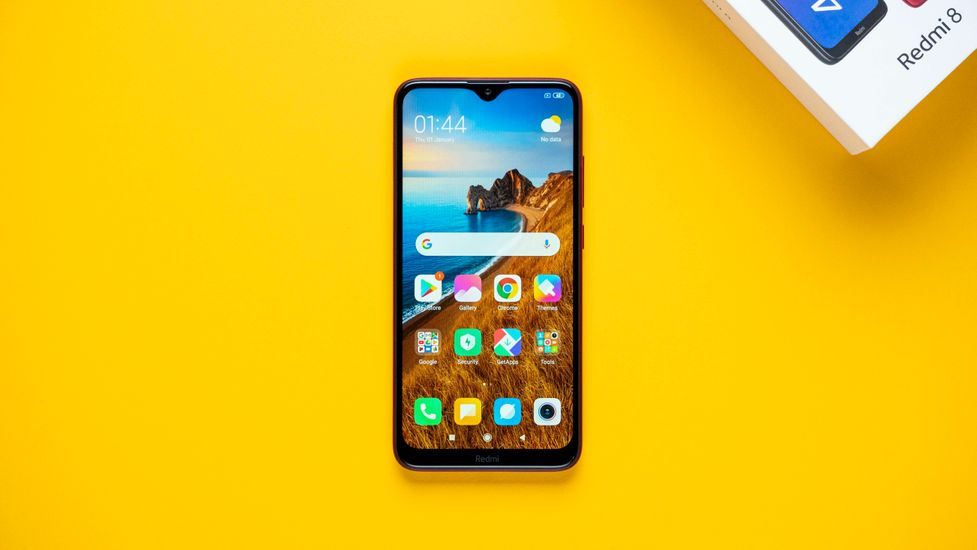 Redmi 8 Android 10 update