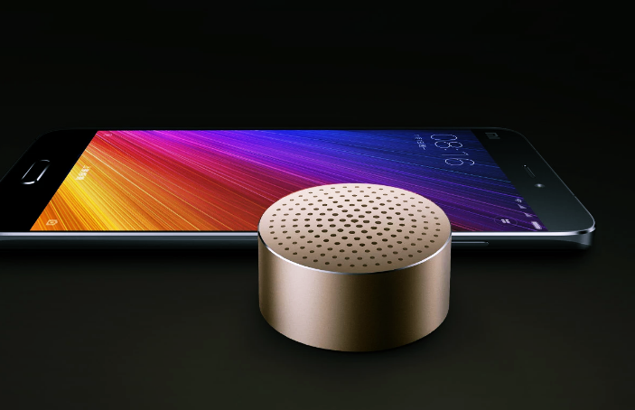 Xiaomi Aluminum Alloy Mini bluetooth Speaker