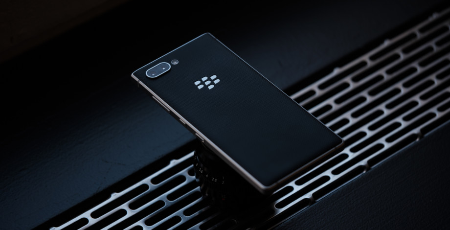 American made blackberry
