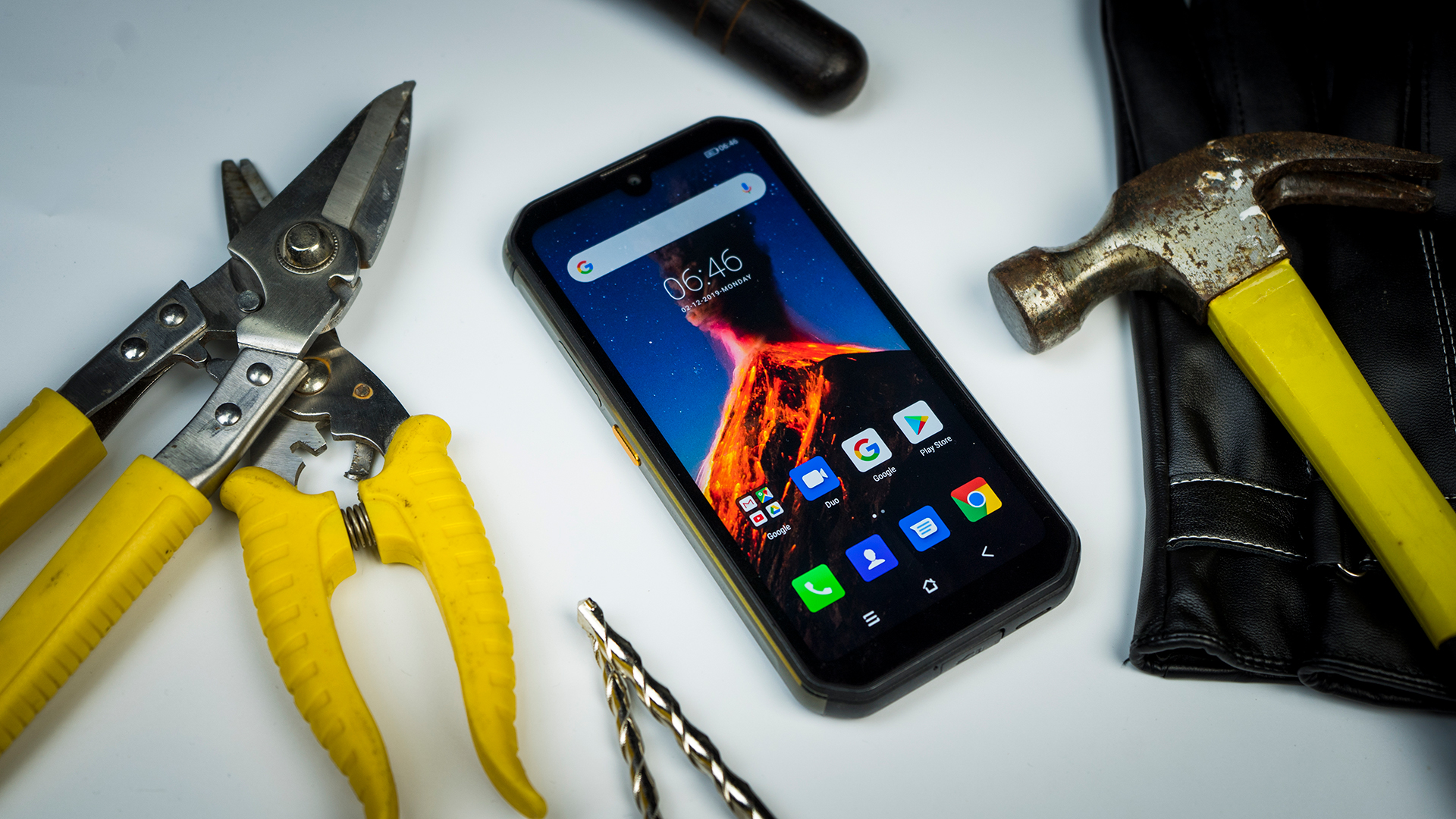 Android 10 update for BlackView BV9900 Pro