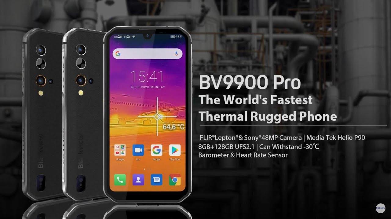 BlackView BV9900 Pro features