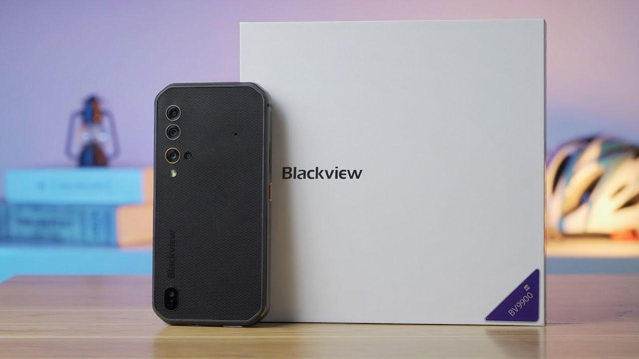 BlackView BV9900 Pro casing