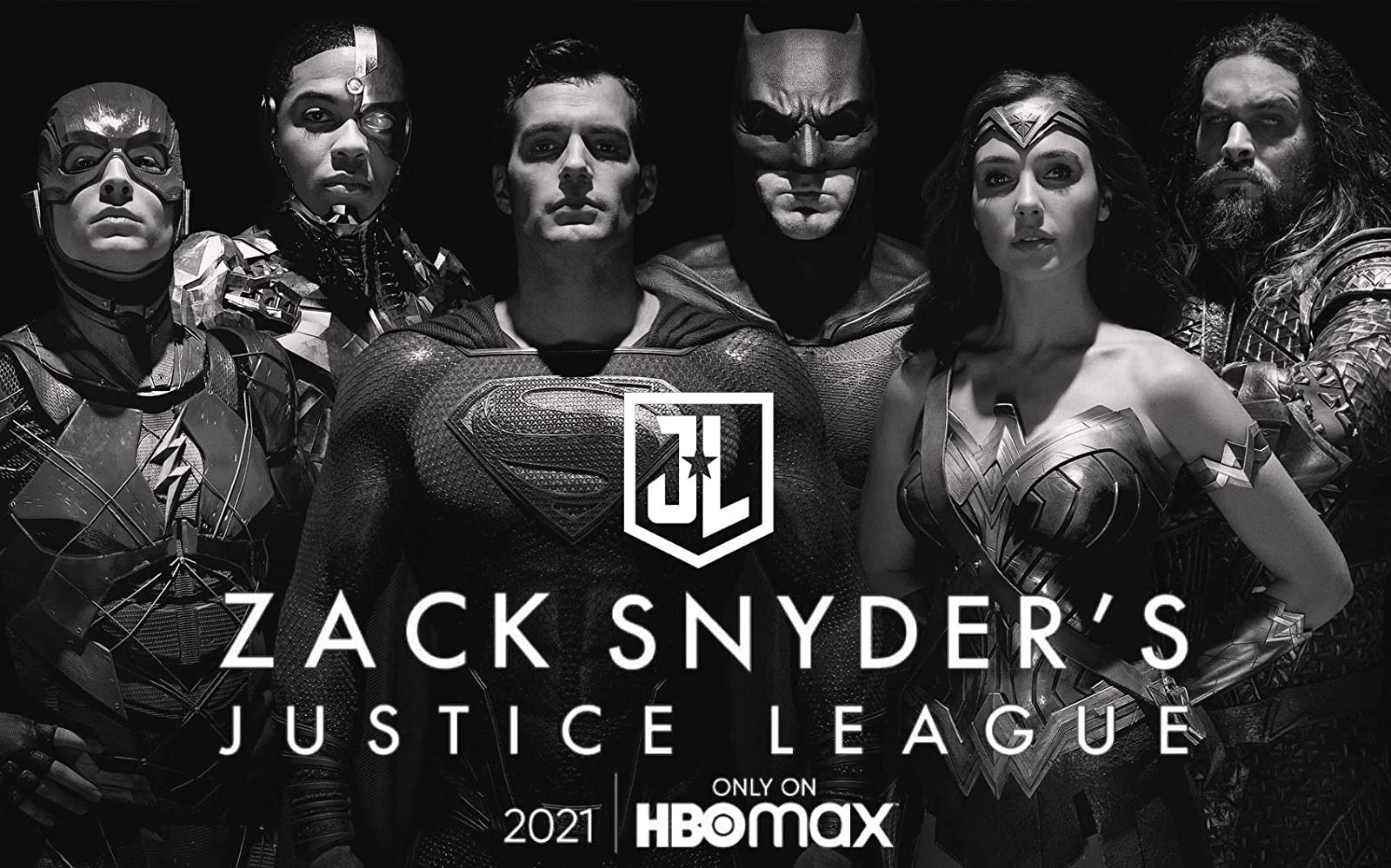 Zack Snyder's Justice League trailer