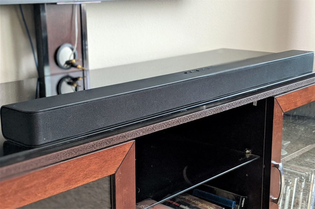Vizio V21 soundbar