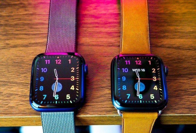Apple Watch Series 6 vs Apple Watch SE