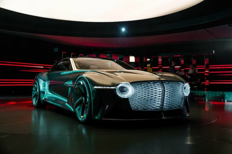 The Bentley design aesthetics is present all through the car which makes it even more interesting and attractive