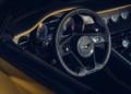 Bentley Mulliner Bacalar steering wheel