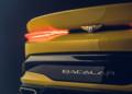 Badge logo of the Bentley Mulliner Bacalar