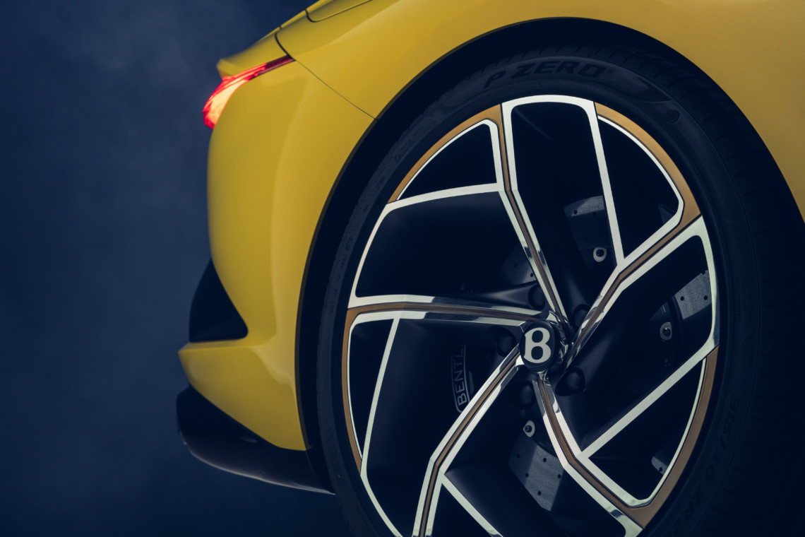Bentley Mulliner Bacalar wheel images
