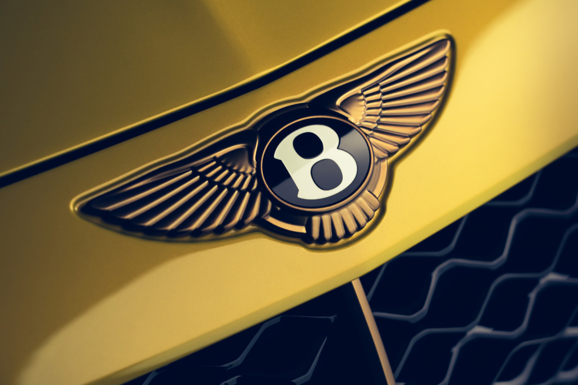 Bentley Mulliner Bacalar logo HD image