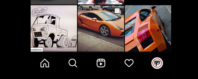 Stop instagram from saving photos