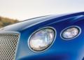 Bentley Continental GT headlight design
