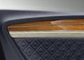 Bentley Continental GT door panel design