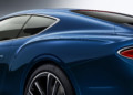Bentley Continental GT back design