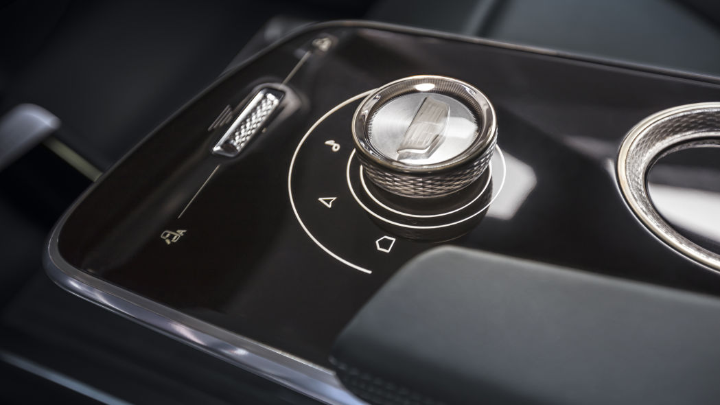 Death to gearstick, the same trend is now being popularized by big car makers including Cadillac in the forth coming Lyriq EV