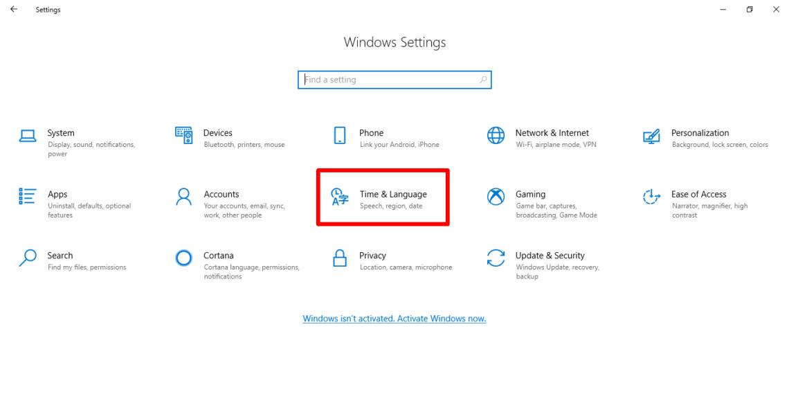 set two time zones on windows 10 widget