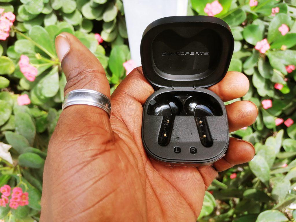 SoundPEATS TrueAir 2 casing